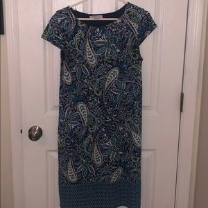 Fully lined Liz Claiborne dress